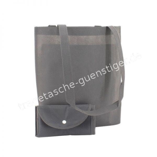 Einkaufstasche Non-Woven Grau