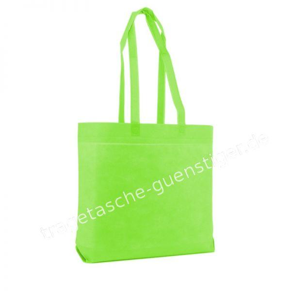 Non-Woven Taschen Maigrün