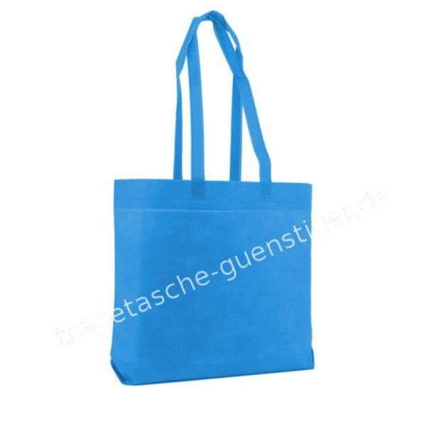 Non-Woven Taschen Blau