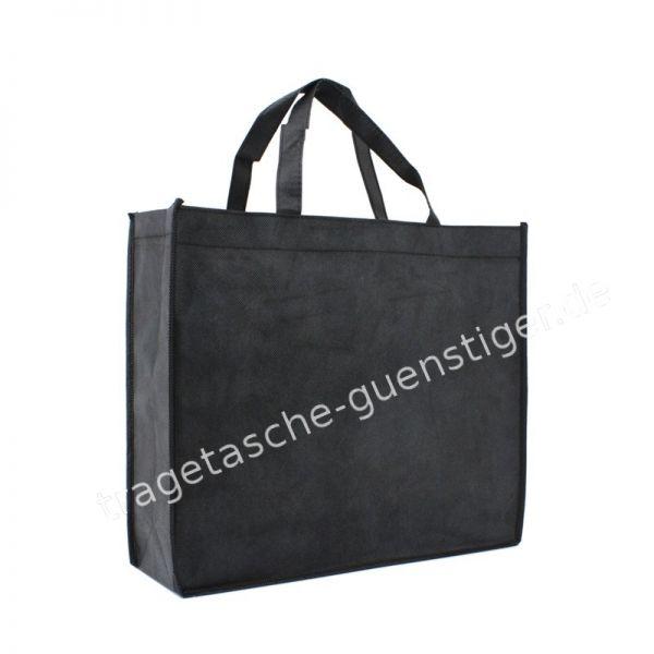 Non-Woven Shopper Schwarz